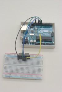ArduinoとTA7291P