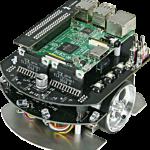 Raspberry Pi Mouse V3 と ROSサンプル集の紹介