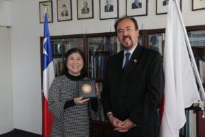 アールティ代表取締役の中川がチリ政府のマゼラン海峡賞を受賞