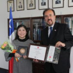 アールティ代表取締役の中川がチリ政府のマゼラン海峡賞を受賞しました!!