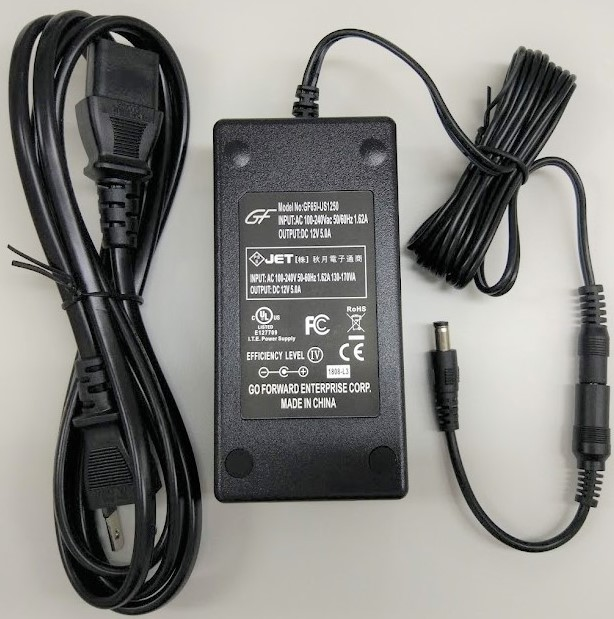 AC adapter-12V5A