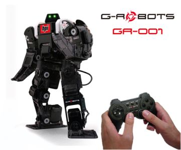 G-ROBOTS GR-001 (RS303MR・ RS304MDサーボ仕様)