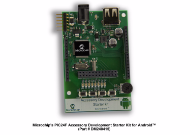 PIC24F Accessory Development Starter Kit for Android (評価ボード単品)