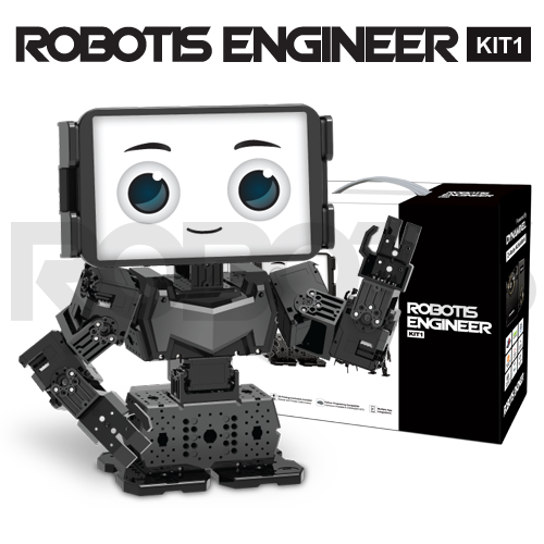 ROBOTIS ENGINEER KIT 1 (ACアダプター付属)