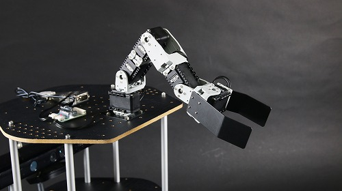 "Robot arm for Turtlebot2 ""CRANE+"""