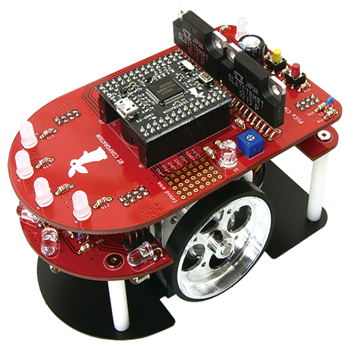 Micro Mouse Learning Kit Pi: Co Classic3