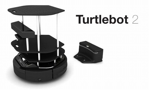 Turtlebot2 with Docking Station